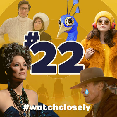 #22 Peacockin! Eternals reactions   Star Wars Visions   House of Gucci & more