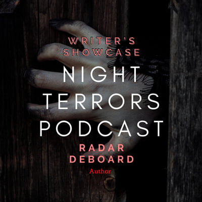 Writer's Showcase - Radar DeBoard