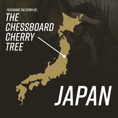 The Chessboard Cherry Tree