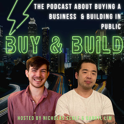 Ep 25: Multi-Time Product Hunter launcher, Business Buyer & Angel Investor with Maximilian Fleitman