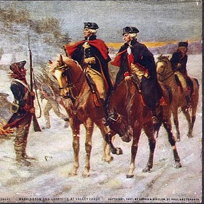 Ep. 47 - Valley Forge