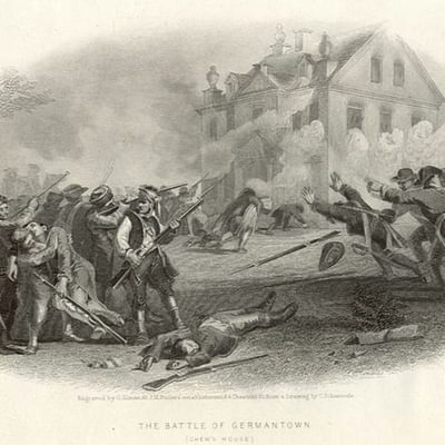 Ep. 44 - The Battle of Germantown