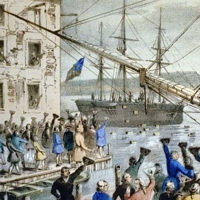 Episode 21- The Boston Tea Party