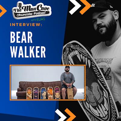 Bear Walker Pop Culture/Comics Skateboard Maker