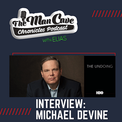 """Michael Devine talks about playing """"Detective Paul O'Rourke"""" in HBO's new mini-series """"The Undoing"""""""