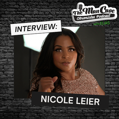 """Nicole Leier talks about and her work with """"Bite the Bullet Stories"""" working with Nicolas Cage & more."""