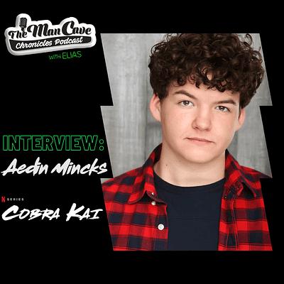 Aedin Mincks talks about playing Mitch on Season 3 of Cobra Kai on Netflix, career & more!