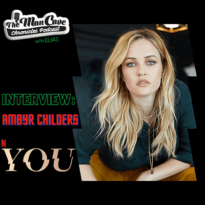 """Ambyr Childers talks Netflix Series YOU, and her company """"Ambyr Childers Jewelry"""""""