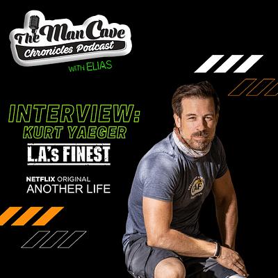 Kurt Yaeger talks about his role on L.A's Finest, Netflix Another Life and BMX Biking
