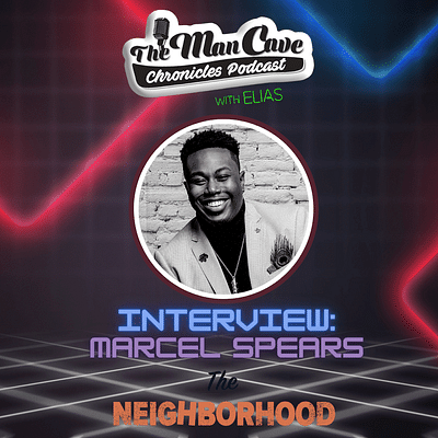 Marcel Spears talks about his role as Marty on CBS' 'The Neighborhood'