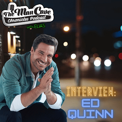 """Ed Quinn talks about playing president Hunter Franklin on Tyler Perry's """"The Oval"""" & more."""