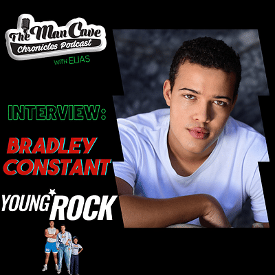 Bradley Constant on playing Dwayne Johnson on NBC's Young Rock