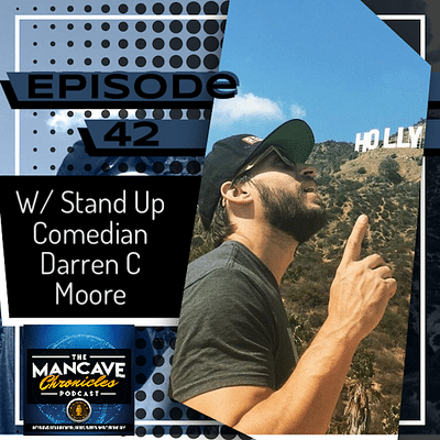 Interview: Darren C. Moore Stand Up Comedian