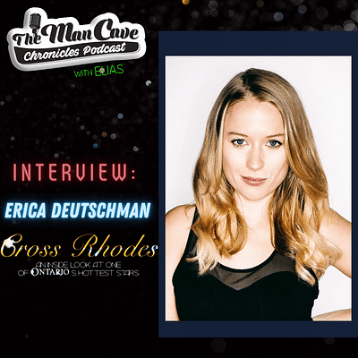 "Erica Deutschman talks about her show ""Cross Rhodes"" on PopternativeTV"