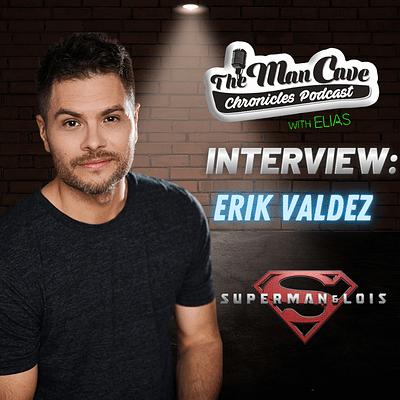 Erik Valdez talks about his role as Kyle Cushing on CW's 'Superman & Lois'