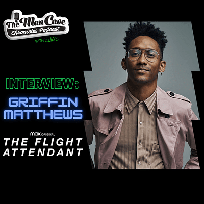 Griffin Matthews talks about his role on HBO MAX's The Flight Attendant
