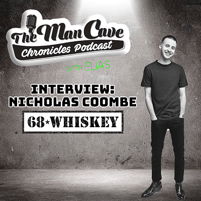 """Nicholas Coombe talks about playing Anthony Petrocelli on """"68 Whiskey"""""""
