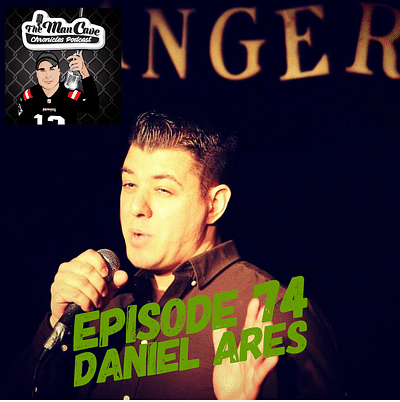 """Interview: Daniel Ares """"Stand Up Comedian"""""""