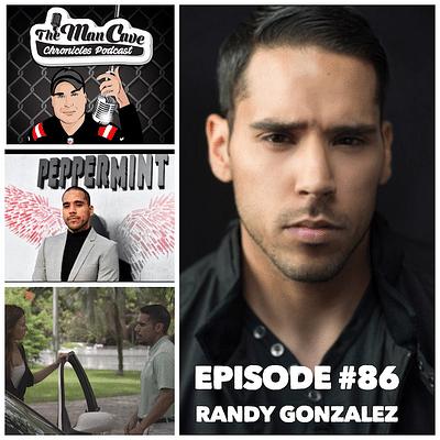 """Interview: Randy Gonzalez """"Peppermint"""" """"Bloodline"""" """"The Walking Dead"""""""