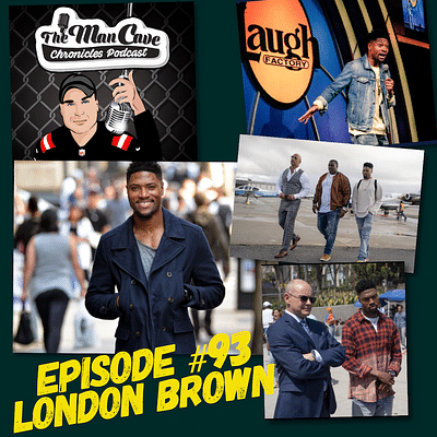 """Interview: London Brown """"Ballers"""""""