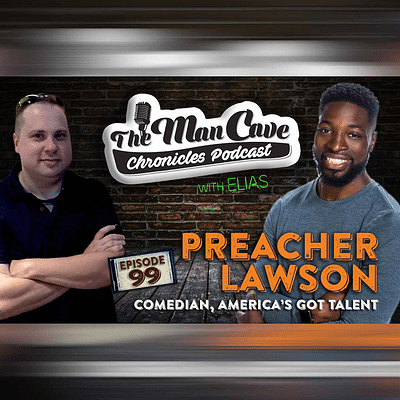 "Interview: Preacher Lawson ""Comedian"" ""America's Got Talent"""