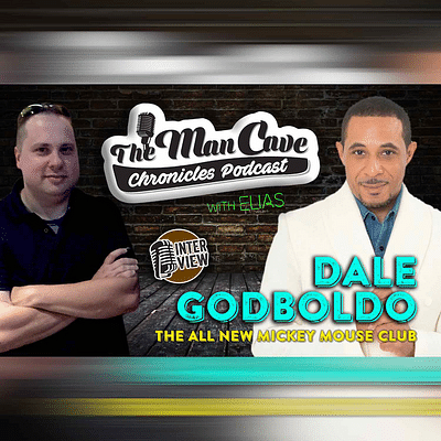 """Interview: Dale Godboldo """"The All New Mickey Mouse Club"""""""