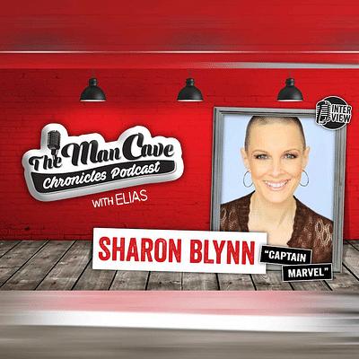 """Interview: Sharon Blynn """"Captain Marvel"""""""