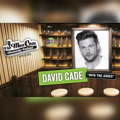 """Interview: David Cade """"Into The Ashes"""""""