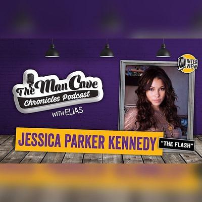 "Interview: Jessica Parker Kennedy Returns! ""The Flash"""