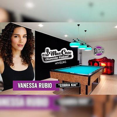 """Vanessa Rubio talks about her role on """"Cobra Kai"""""""