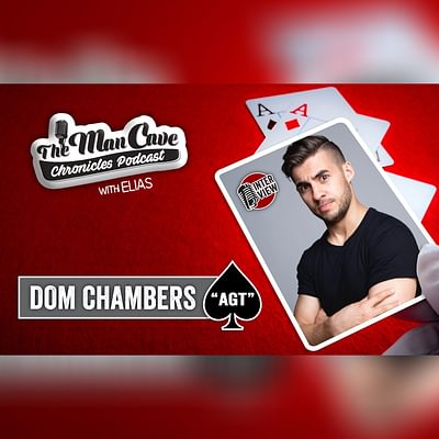 """Interview: Magician Dom Chambers """"America's Got Talent"""""""