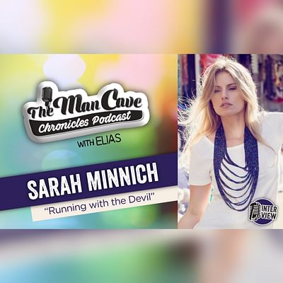 """Interview: Sarah Minnich """"Running with the Devil"""" """"The Wave"""""""