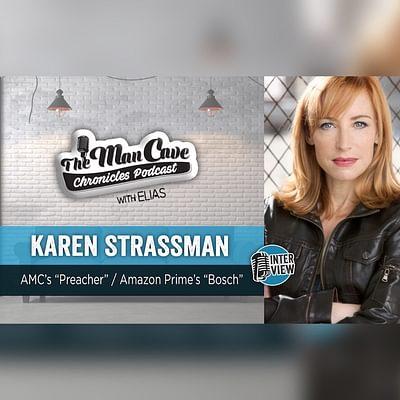 "Interview: Karen Strassman talks about ""Bosch"",""Preacher"",""Cheepshow"" and her Voice Over Career"