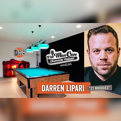 "Interview: Darren Lipari talks ""21 Bridges"" and more"