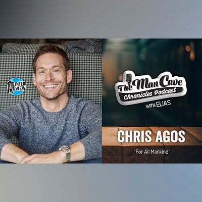 """Interview: Chris Agos """"For All Mankind"""""""