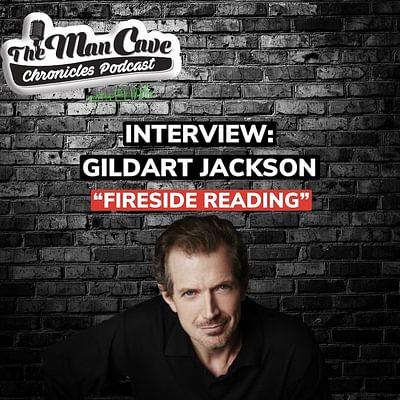 "Gildart Jackson talks about ""Fireside Reading"""