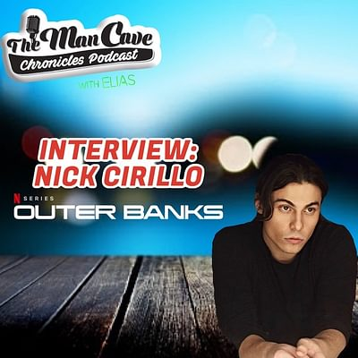 """Nick Cirillo talks about playing Barry on Netflix's """"Outer Banks"""""""
