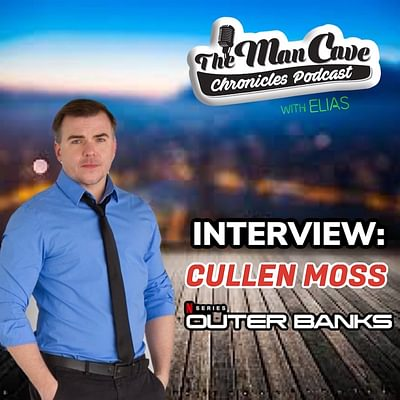 """Cullen Moss talks about playing Deputy Shoupe on Netflix's """"Outer Banks"""""""