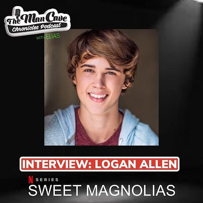 """Logan Allen discusses his role on Netflix's """"Sweet Magnolias"""""""