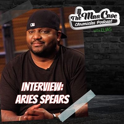 Aries Spears talks about Stand Up Comedy Career, MAD TV, Impressions & more.