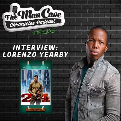 """Lorenzo Yearby talks about playing Lucky in the movie """"The 24th"""""""