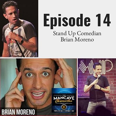 Interview: Stand Up Comedian Brian Moreno