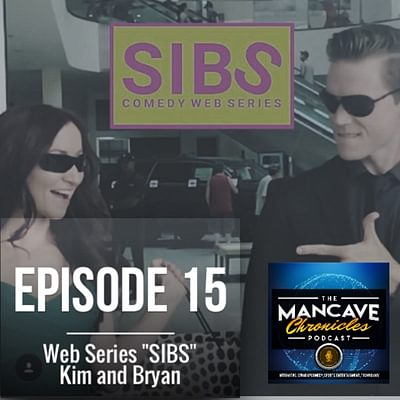 """Interview: The Cast and Creators """"The SIBS"""" Kim and Bryan"""