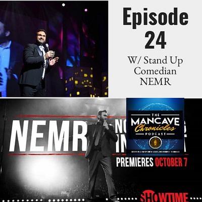 Interview: NEMR Stand Up Comedian