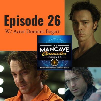 Interview: Actor Dominic Bogart