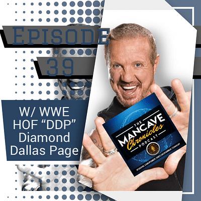 Interview: WWE HOF Diamond Dallas Page