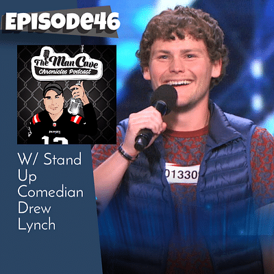 Interview: Drew Lynch Stand Up Comedian AGT