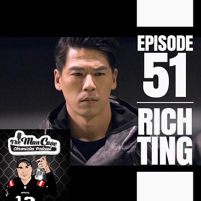 "Interview: Rich Ting ""Waco"" ""Warrior"""