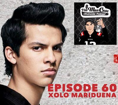 "Xolo Mariduena talks about his role on ""Cobra Kai"""