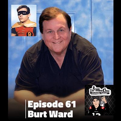 "Interview: Burt Ward ""TV Series Batman"""